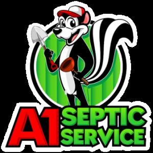 A1 Septic Service Logo